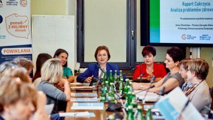 3 lipca 2019 – Posiedzenie Parlamentarnego Zespołu ds. Cukrzycy wSejmie