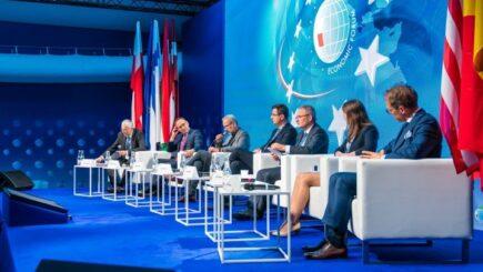 Forum Ekonomiczne iFestiwal Biegów wKrynicy Zdrówj